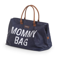 Verzorgingstas Mommy Bag Big - Marine Blauw