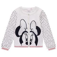 Disney tricotvest met print van Minnie
