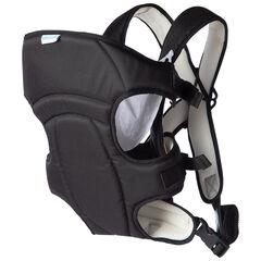 Porte-bébé 2 positions - Noir/Beige , Babycare