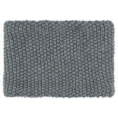 Snood van tricot met sherpavoering