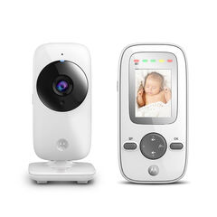 "Babyfoon met scherm 2.0"""