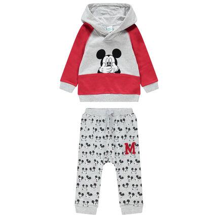 Jogging en molleton print Mickey Disney