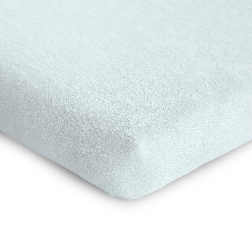 good housse de matelas de parc tricot blanc x cm with orchestra matelas. Black Bedroom Furniture Sets. Home Design Ideas