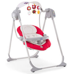 Balancelle Polly Swing Up - Paprika