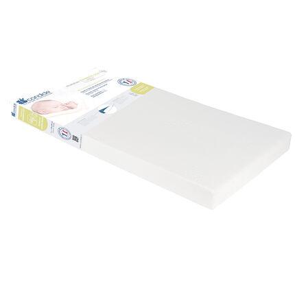 Matelas Bamboo Soft 60 x 120 x 11 cm - Blanc