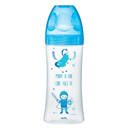 Babyflessen Sensation+ 330 ml +6M - Blauw Draak