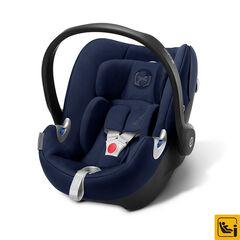 Autostoel Aton Q i-Size groep 0+ - Midnight blue