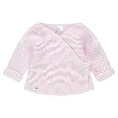 Rompertje van tricot voor baby's van vroeggeboren tot 3 maanden