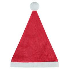 Bonnet de Noël en velours