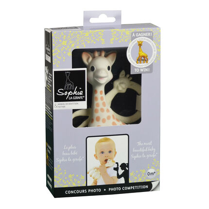 Coffret Sophie la Girafe + Anneau de dentition