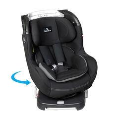 Draaiende autostoel Koriolis groep 0+/1 - Total Black