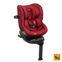 Autostoel i-Spin 360 i-Size - Merlot