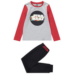 Pyjama van jerseystof met Star Wars-print