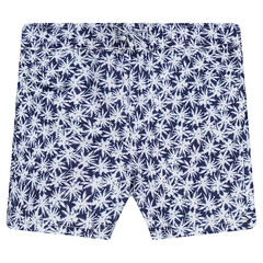 "Zwemshort met palmboomprint ""all-over"""