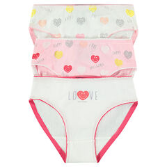 Lot de 3 culottes ©Smiley