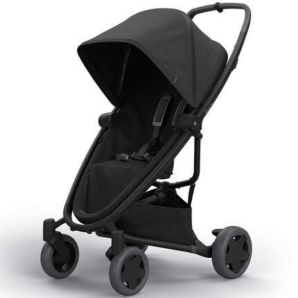 Buggy Zapp Flex Plus - Black on Black
