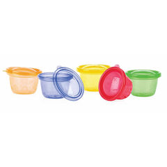 Lot de 6 bols picnic