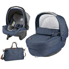 Set pour poussette Elite - Urban Denim