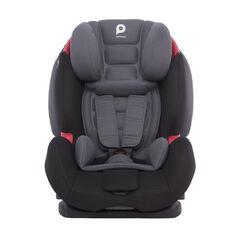 Autostoel isofix Pepper groep 1/2/3 - Zwart/grijs
