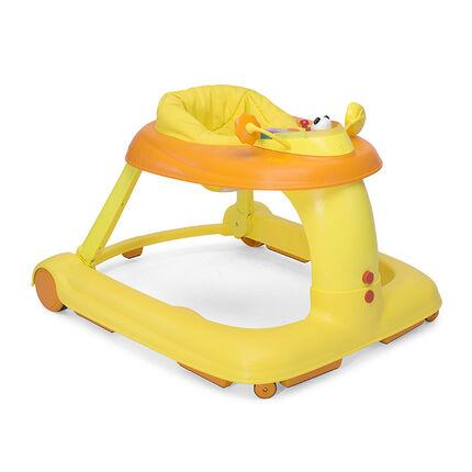 Loopstoel 123 - Geel/Oranje