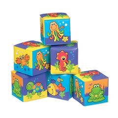 Badspeelgoed 1e lftd Soft Blocks , Playgro