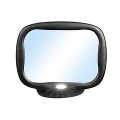 Spiegel met LED verlichting en afstandsbediening
