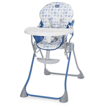 Kinderstoel Pocket Meal - Blue