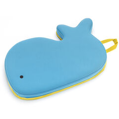 Coussin repose genoux Moby - Bleu