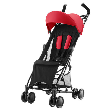 Buggy Holiday - Flame Red