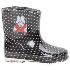 Bottes de pluis Minnie Disney à pois all-over du 20 au 23