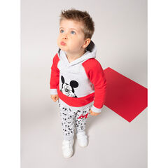 Jogging en molleton print Mickey Disney