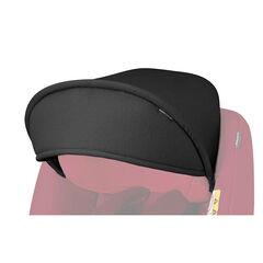Zonnekap voor Autostoel - Zwart