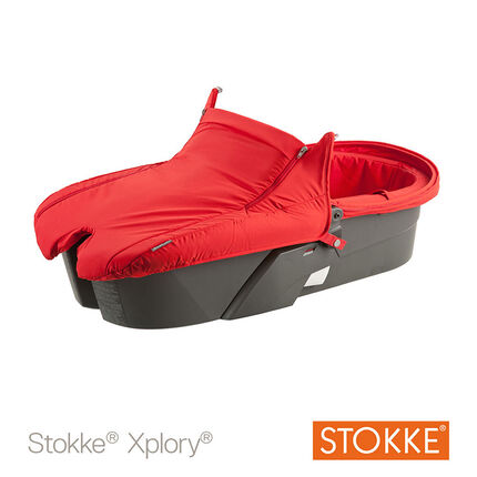 Xplory reiswieg style kit - Rood