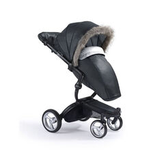 Kinderwagen winter kit - Zwart