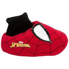 Chaussons peluche Spider-Man pour enfant garçon , SAXO BLUES