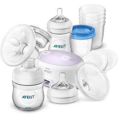 Kit tire-lait électrique Natural + Accessoires