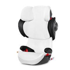 Hoes autostoel gr 2/3 Elian-fix - Wit