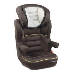Autostoel Quilt Groep 2/3 (van 15 tot 36 kg) - Bruin