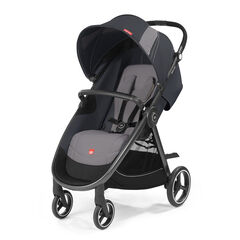 Poussette Biris Air4 - Silver Fox Grey