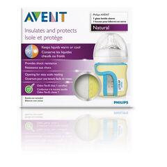 Beschermhoes isotermisch voor zuigfles 120 ml
