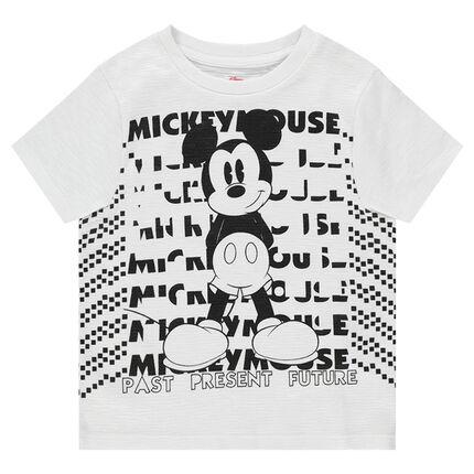 ©Disney T-shirt met korte mouwen van jerseystof en Mickeyprint
