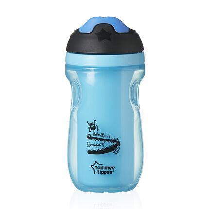 Tasse à bec isotherme – Bleu