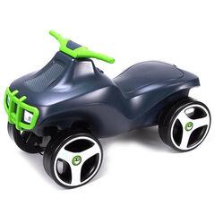 Loopauto Crazee quad - Grijs