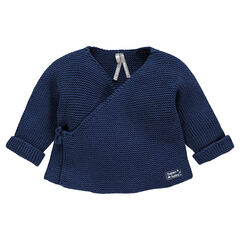 Bustehouder in effen tricot