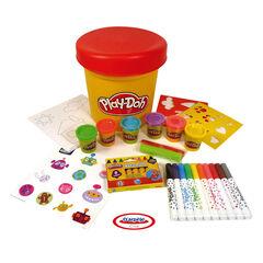 Maxi pot créatif Play-Doh 60 pièces