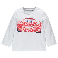 T-shirt lange mouwen in jersey Disney Cars