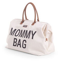 Verzorgingstas Mommy Bag Big - Ecru Wit