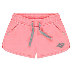 Junior - Effen sweatshort