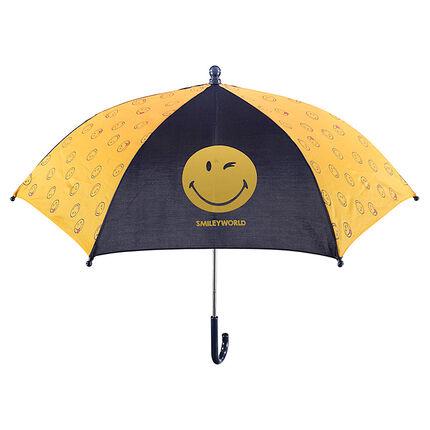 Parapluie avec prints Smiley
