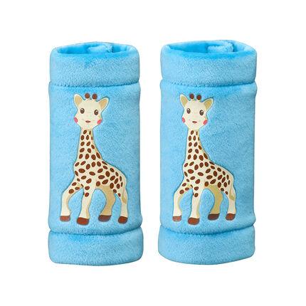 Gordelbescherming Sophie la girafe - Blauw